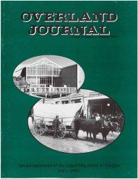 Overland Journal Volume 11 Number 2 Summer 1993