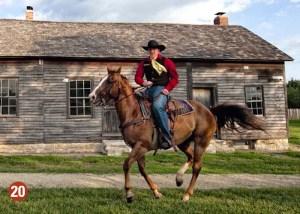 Kansas City, Kansas - Hollenberg Ranch Pony Express Station