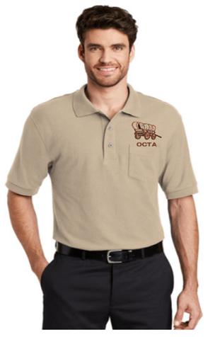 Men's OCTA Polo, Khaki