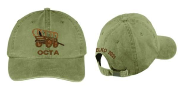 OCTA ball cap