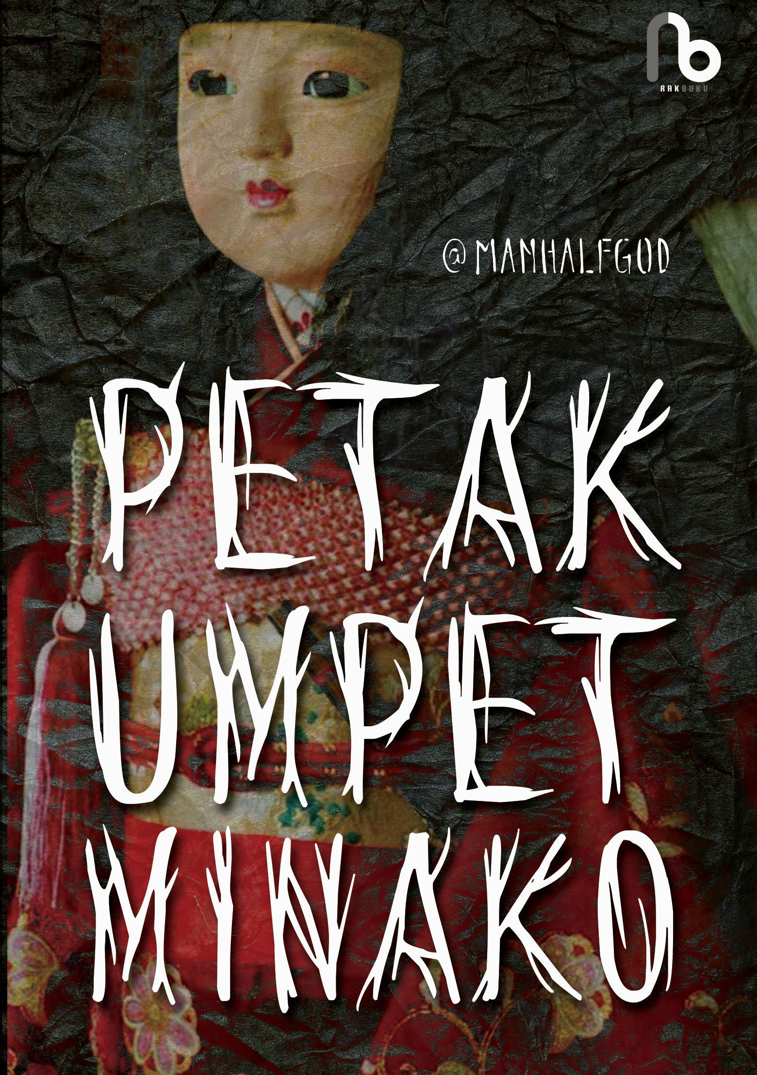 Resensi Novel Horor Petak Umpet Minako Karya MANHALFGOD