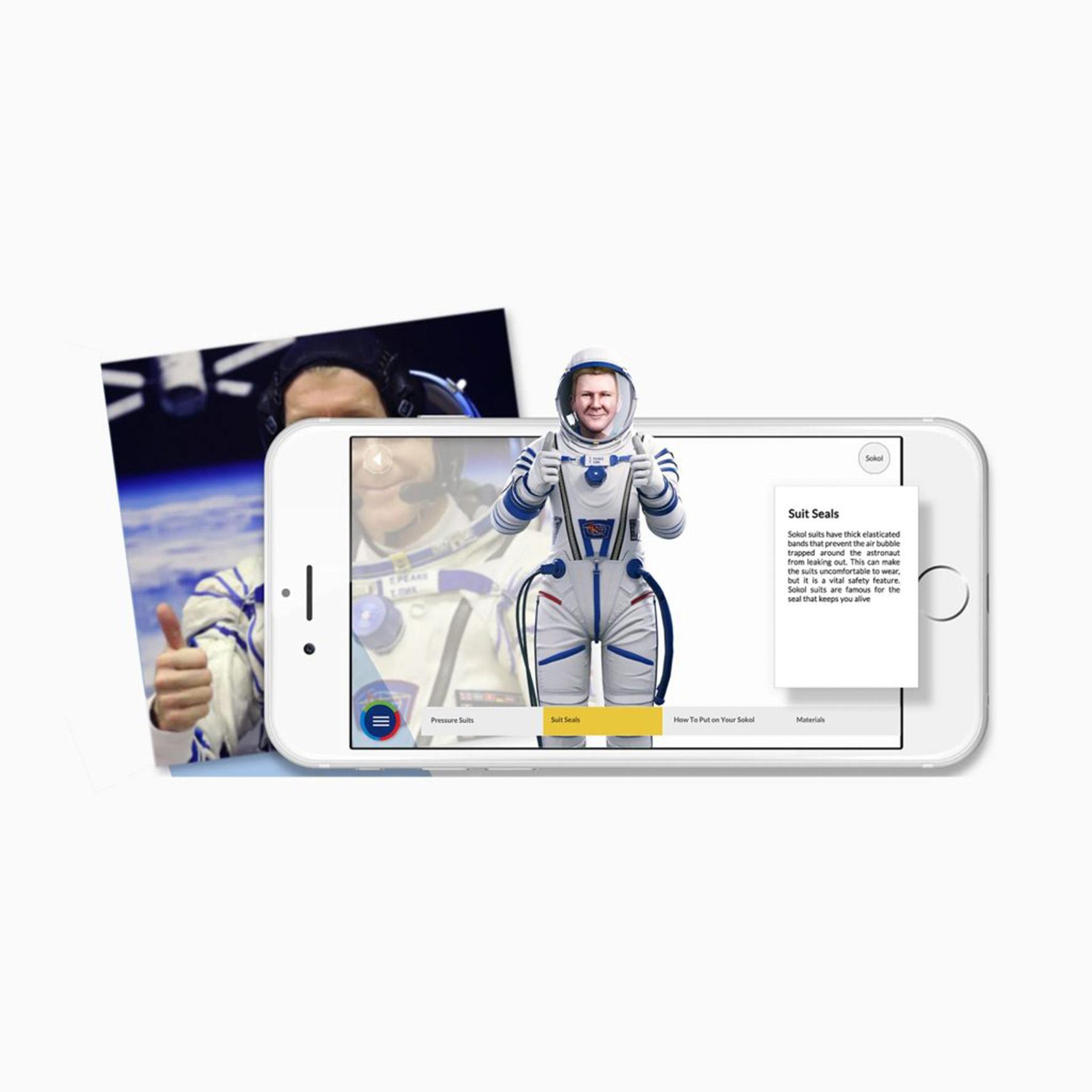Astro Tim App | ESA