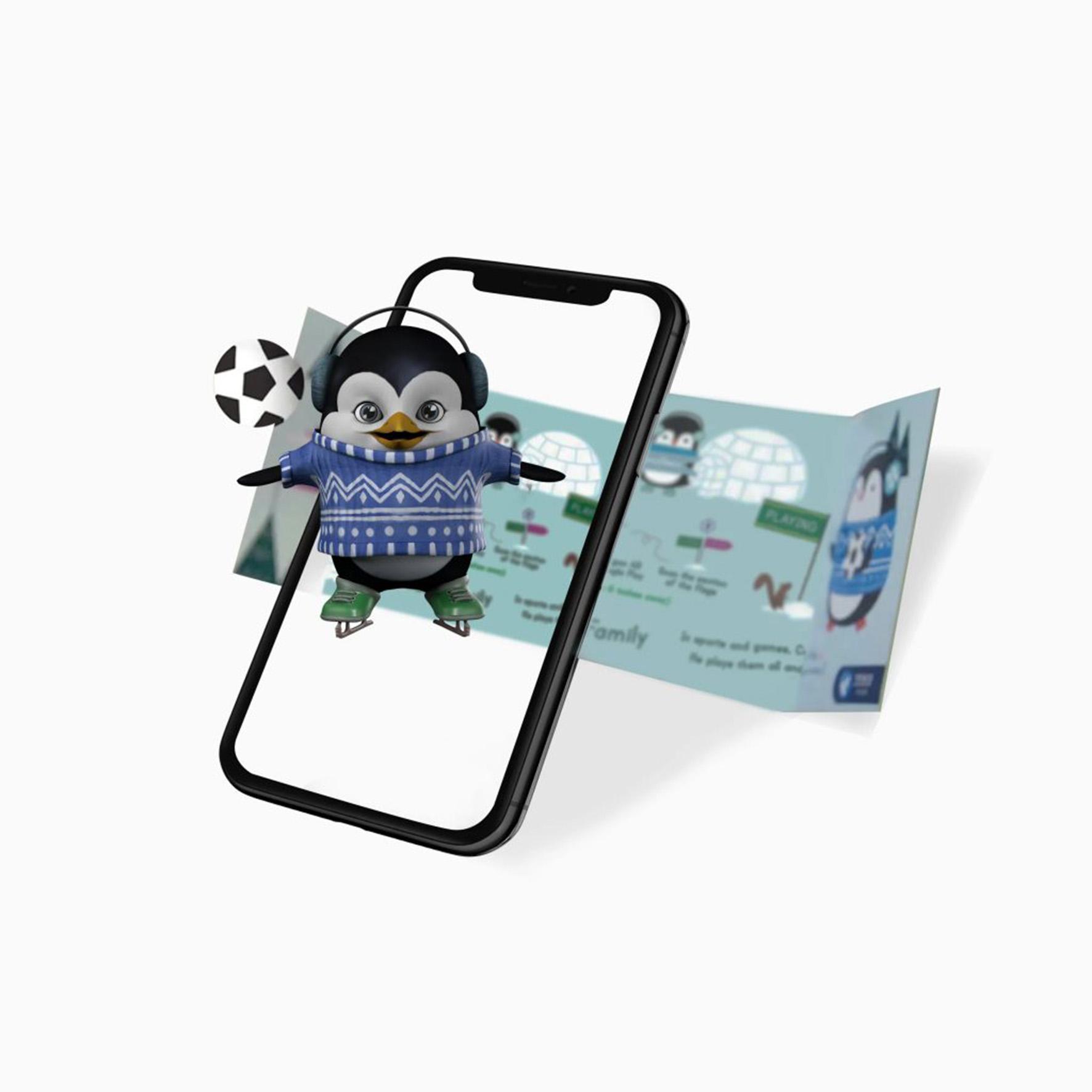 Tesco Mobile Waddle Christmas Campaign | Backup Marketing