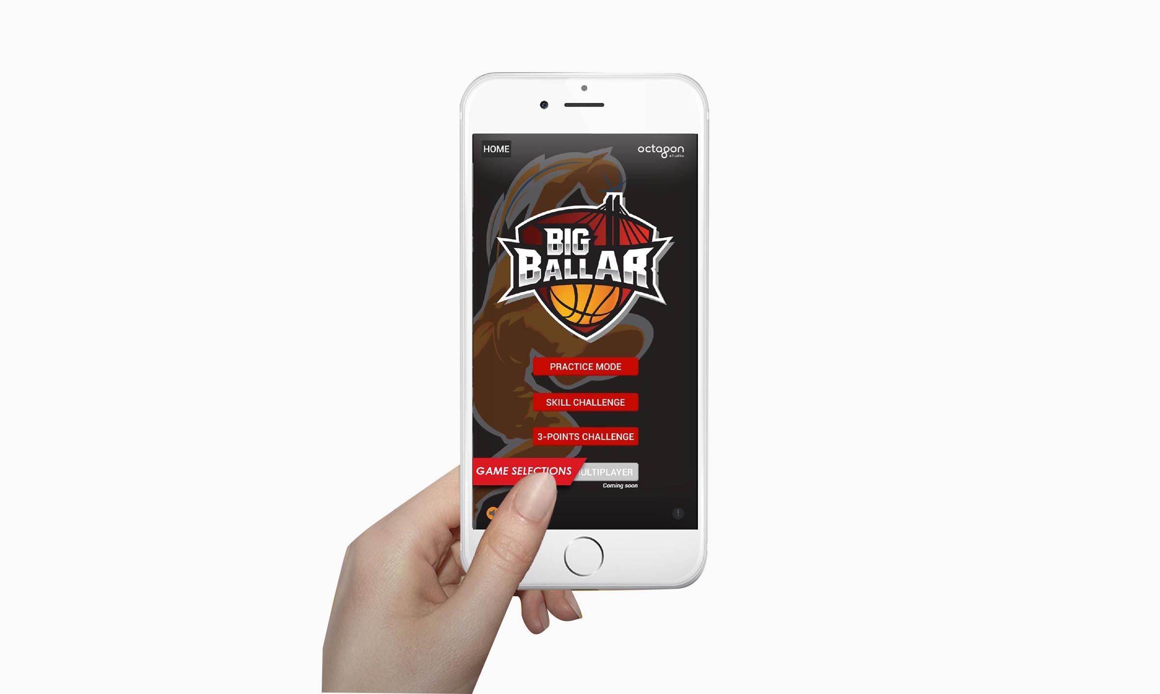 Big Ball AR App