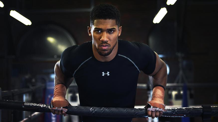 How Anthony Joshua could propel boxing into a new commercial era  Octagon