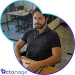 O Marketing Digital de Resultado e Qualidade de Vida - Diogo Pimental - Octanage Podcast E043