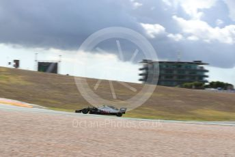 World © Octane Photographic Ltd. Formula 1 – F1 Portuguese GP, Practice 1. Haas F1 Team VF20 – Kevin Magnussen. Autodromo do Algarve, Portimao, Portugal. Friday 23rd October 2020.