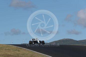 World © Octane Photographic Ltd. Formula 1 – F1 Portuguese GP, Practice 2. Williams Racing FW43 – Nicholas Latifi. Autodromo do Algarve, Portimao, Portugal. Friday 23rd October 2020.