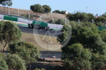 World © Octane Photographic Ltd. Formula 1 – F1 Portuguese GP, Practice 2. Mercedes AMG Petronas F1 W11 EQ Performance - Valtteri Bottas. Autodromo do Algarve, Portimao, Portugal. Friday 23rd October 2020.