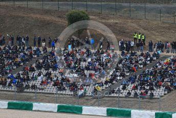 World © Octane Photographic Ltd. Formula 1 – F1 Portuguese GP, Race. Crowds in the grandstands. Autodromo do Algarve, Portimao, Portugal. Sunday 25th October 2020.