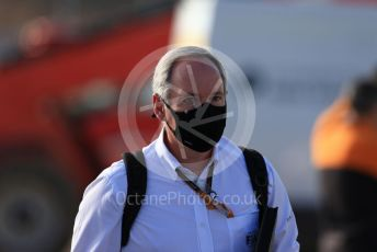 World © Octane Photographic Ltd. Formula 1 – F1 Portuguese GP, Paddock. FIA Steward. Autodromo do Algarve, Portimao, Portugal. Friday 23rd October 2020.