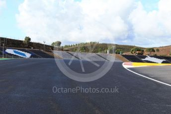 World © Octane Photographic Ltd. Formula 1 – F1 Portuguese GP. Changes in camber and elevation. Autodromo do Algarve, Portimao, Portugal. Thursday 22nd October 2020.