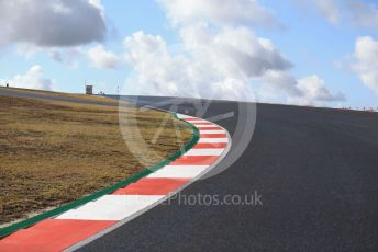 World © Octane Photographic Ltd. Formula 1 – F1 Portuguese GP. Rumble strip. Autodromo do Algarve, Portimao, Portugal. Thursday 22nd October 2020.