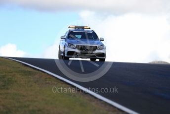 World © Octane Photographic Ltd. Formula 1 – F1 Portuguese GP, Track Walk. Mercedes-Benz AMG Medical car. Autodromo do Algarve, Portimao, Portugal. Thursday 22nd October 2020.