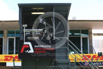 World © Octane Photographic Ltd. Formula 1 – F1 Portuguese GP. Race Start box. Autodromo do Algarve, Portimao, Portugal. Thursday 22nd October 2020.