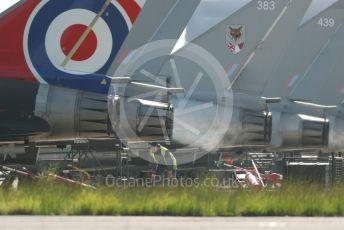 RAF Coningsby. Eurofighter Typhoon FGR4 ZJ946 engine start. 2nd June 2021. World © Octane Photographic Ltd.