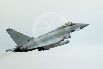RAF Coningsby. Eurofighter Typhoon FGR4 ZK328 3 Sqn. 20th May 2021. World © Octane Photographic Ltd.