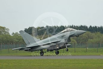 RAF Coningsby. Eurofighter Typhoon FGR4 ZK315. 20th May 2021. World © Octane Photographic Ltd.