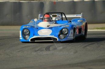 © Octane Photographic Ltd. 2011 Masters Racing Espiritu de Montjuic, April 8th 2011. Sportscar practice. Digital Ref : 0043CB7D0170