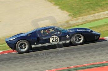 © Octane Photographic Ltd. 2011 Masters Racing Espiritu de Montjuic, April 9th 2011. World Sportscar Masters qualifying. Digital Ref : 0043CB1D0860