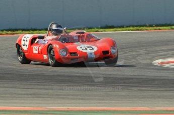 © Octane Photographic Ltd. 2011 Masters Racing Espiritu de Montjuic, April 9th 2011. World Sportscar Masters qualifying Digital Ref : 0043CB1D0780