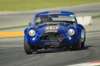 © Octane Photographic Ltd. 2011 Masters Racing Espiritu de Montjuic, April 8th 2011. Sportscar practice. igital Ref : 0043CB1D0449