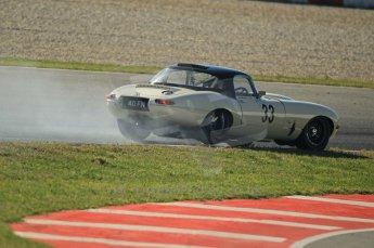 © Octane Photographic Ltd. 2011 Masters Racing Espiritu de Montjuic, April 8th 2011. Sportscar practice. Digital Ref : 0043CB1D0566