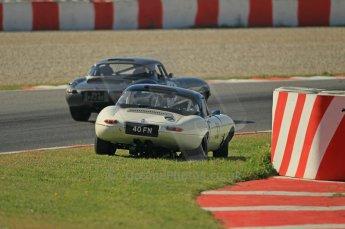 © Octane Photographic Ltd. 2011 Masters Racing Espiritu de Montjuic, April 8th 2011. Sportscar practice. Digital Ref : 0043CB1D0589