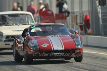 © Octane Photographic Ltd. 2011 Masters Racing Espiritu de Montjuic, April 8th 2011. Sportscar practice. Digital Ref : 0043CB1D0626