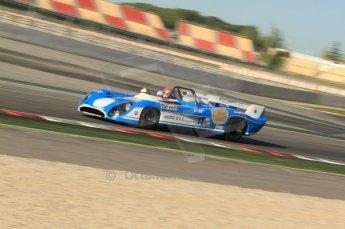 © Octane Photographic Ltd. 2011 Masters Racing Espiritu de Montjuic, April 8th 2011. Sportscar practice. Digital Ref : 0043CB7D0035