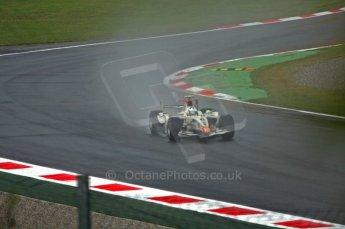 © Octane Photographic 2008. GP2 Monza 2008, di Grassi. Digital Ref : 0061CB40D0003