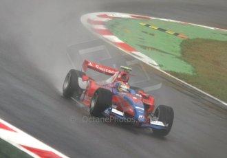 © Octane Photographic 2008. GP2 Monza 2008, Bruno Senna. Digital Ref : 0061CB40D0006