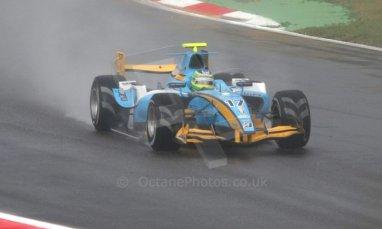© Octane Photographic 2008. GP2 Monza 2008, Valerio. Digital Ref : 0061CB40D0009
