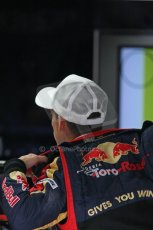 World © Octane Photographic. Belgian GP - Spa Francorchamps, Pitlane, 27th August 2009. Sebastien Buemi, Toro Rosso STR4. Digital Ref :