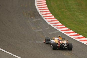 World © Octane Photographic. Belgian GP - Spa Francorchamps, Practice 1, 28th August 2009. Romain Grosjean, Renault R29. Digital Ref :