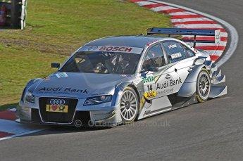 World © Octane Photographic Ltd. 2009. German Touring Cars (DTM) – Brands Hatch, UK. Alexandre Premat - Team Phoenix - Audi A4 DTM 2008. 5th September 2009. Digital Ref : 0054CB1D0221