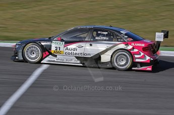 World © Octane Photographic Ltd. 2009. German Touring Cars (DTM) – Brands Hatch, UK. Katherine Legge - Abt Sportline - Audi A4 DTM 2008. 5th September 2009. Digital Ref : 0054CB1D0286
