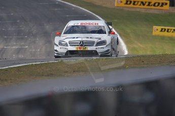 World © Octane Photographic Ltd. 2009. German Touring Cars (DTM) – Brands Hatch, UK. Paul di Resta - HWA Team - AMG Mercedes C-Klass 2009. 5th September 2009. Digital Ref : 0054CB1D0628