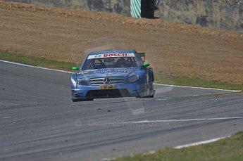 World © Octane Photographic Ltd. 2009. German Touring Cars (DTM) – Brands Hatch, UK. Jamie Green - Team Phoenix - AMG Mercedes C-Klass 2008. 5th September 2009. Digital Ref : 0054CB1D0678