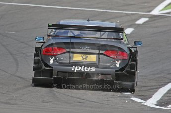 World © Octane Photographic Ltd. 2009. German Touring Cars (DTM) – Brands Hatch, UK. Markus Winklehock - Team Rosberg - Audi A4 DTM 2008. 5th September 2009. Digital Ref : 0054CB1D1172
