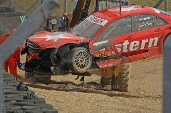 World © Octane Photographic Ltd. 2009. German Touring Cars (DTM) – Brands Hatch, UK. Mathias Lauda - Mucke Motorsport - AMG Mercedes C-Klass 2008. 6th September 2009. Digital Ref : 0054CB1D3606