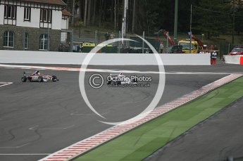 © Octane Photographic 2009. Formula BMW Euroseries - Spa . Michael Chistersen - Mucke Motorsport. 29th August 2009. Digital Ref : 0057CB1D9593