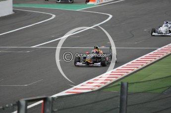 © Octane Photographic 2009. Formula BMW Euroseries - Spa . Felipe Nasr - Eurointernational. 29th August 2009. Digital Ref : 0057CB1D9595