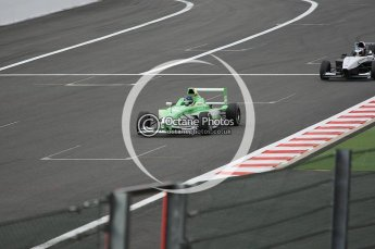 © Octane Photographic 2009. Formula BMW Euroseries - Spa . Ramon Pineiro - Scuderia Coloni. 29th August 2009. Digital Ref : 0057CB1D9601