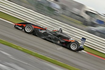 © Octane Photographic 2010. British F3 – Silverstone - Bridge circuit . Hywel Lloyd - CF Racing with Manor Motorsport. 14th August 2010. Digital Ref : 0051CB1D0495