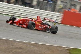 © Octane Photographic 2010. British F3 – Silverstone - Bridge circuit . James Cole - T-Sport. 14th August 2010. Digital Ref : 0051CB1D0629