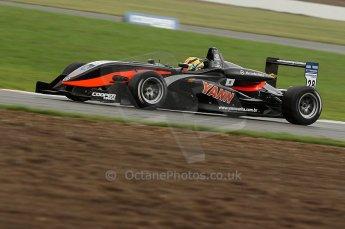 © Octane Photographic 2010. British F3 – Silverstone - Bridge circuit . Yann Cunha - CF Racing with Manor Motorsport. 14th August 2010. Digital Ref : 0051CB1D1665