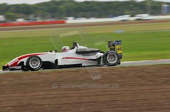 © Octane Photographic 2010. British F3 – Silverstone - Bridge circuit . Juan Carlos Sistos - Motul Team West-Tec. 14th August 2010. Digital Ref : 0051CB1D1777