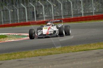 © Octane Photographic 2010. British F3 – Silverstone - Bridge circuit . Juan Carlos Sistos - Motul Team West-Tec. 15th August 2010. Digital Ref : 0051CB1D2694