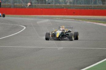 © Octane Photographic 2010. British F3 – Silverstone - Bridge circuit . Jay Bridger - Litespeed F3. 15th August 2010. Digital Ref : 0051CB1D3432